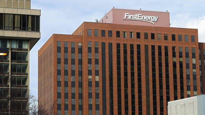 FirstEnergy credit rating downgraded to