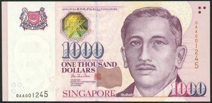 Singapore to stop issuing $1,000 notes over money laundering concerns