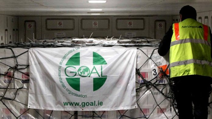Irish charity Goal ex-employee pleads guilty to bribery involving aid contracts