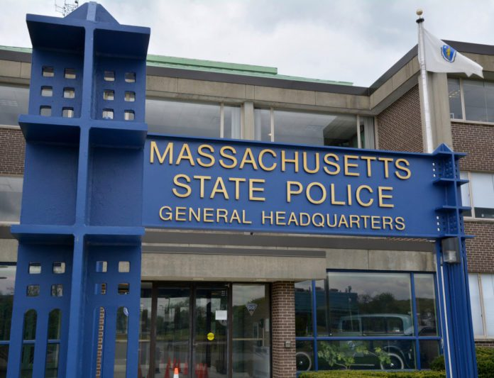 Former Massachusetts State Police officers arrested on corruption charges