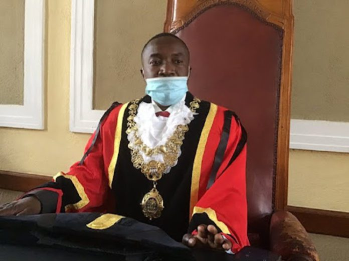 Harare Mayor Mafume arrested for attempting to bribe a witness in corruption case