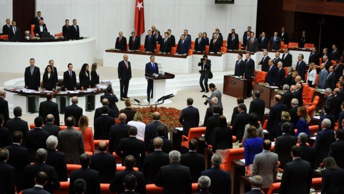 Turkish parliament approves oversight law for NGOs in fight against money laundering