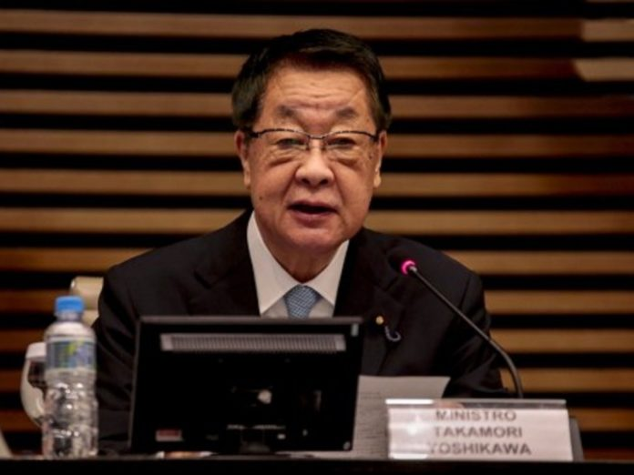 Former Japan farm minister Yoshikawa indicted on bribery charges