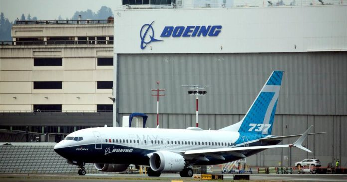 Boeing fined $2.5bn for fraud linked to 737 Max crashes