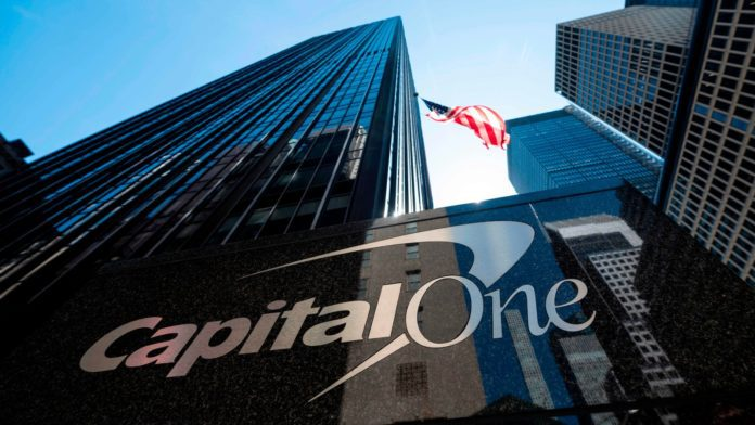 Capital One fined $390 million for breaching U.S. anti-money laundering law