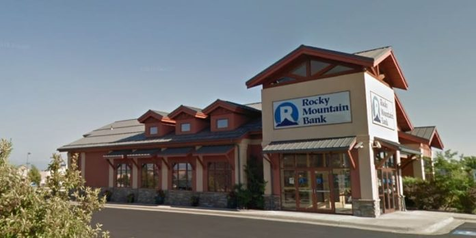 Former Rocky Mountain Bank executive sentenced to 12 months in prison for fraudulent loans