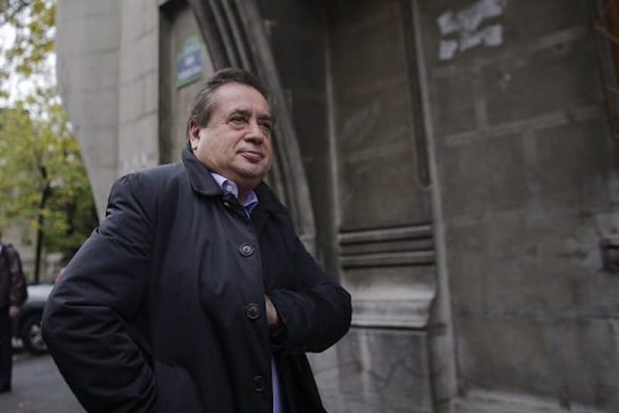 Former Romanian billionaire Ioan Niculae sentenced to five years in prison for corruption