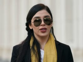 Wife of 'El Chapo' pleads guilty to drug charges in the U.S.