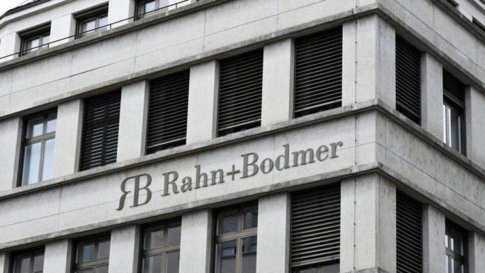Swiss private bank Rahn+Bodmer settles US tax evasion charge