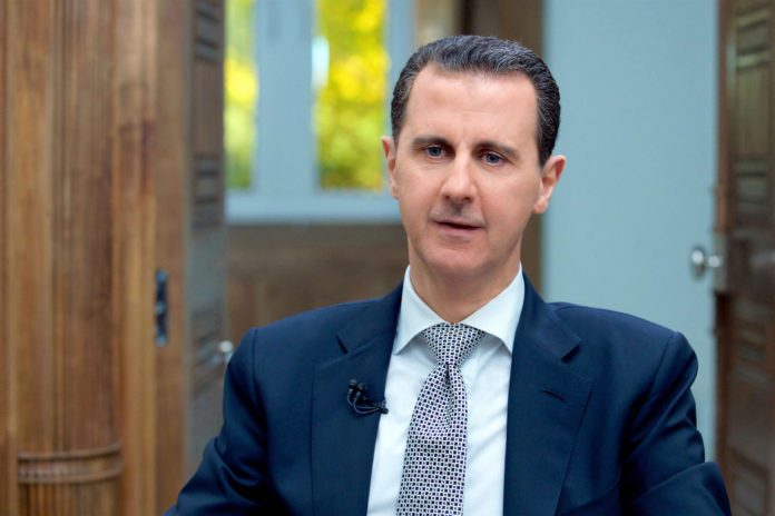 UK imposes sanctions on allies of Syrian President al-Assad