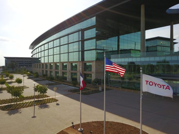 Toyota reports to U.S DoJ on possible anti-bribery violations in Thailand