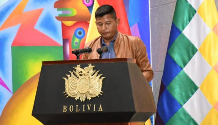 Bolivian police arrest land development minister for receiving bribes