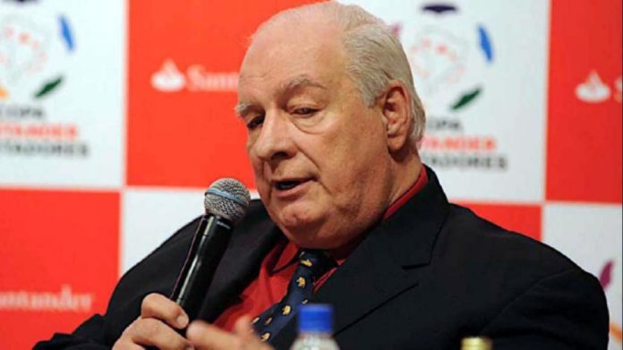 Former secretary-general of South American Football Confederation fined for laundering bribes