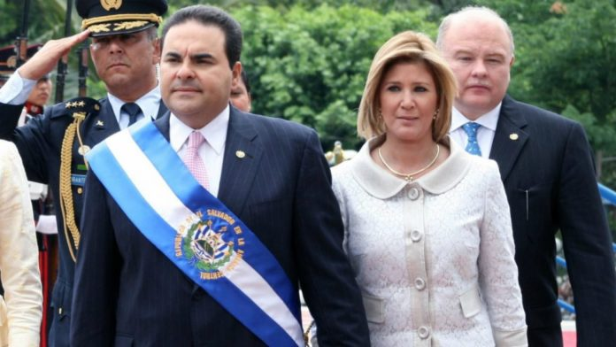 El Salvador's former first lady Ana Saca sentenced to 10 years in prison for money laundering