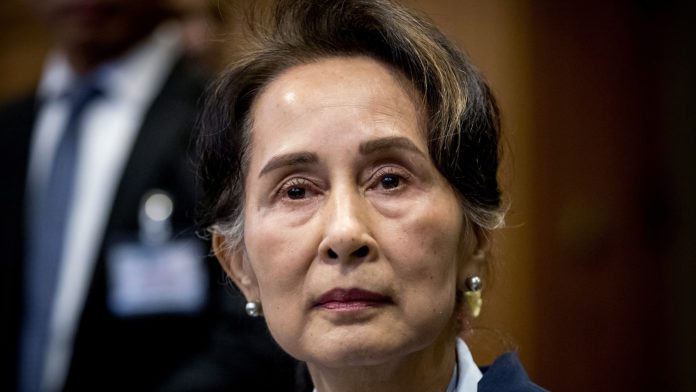 Myanmar's anti-corruption commission accuses former leader Suu Kyi of accepting bribes