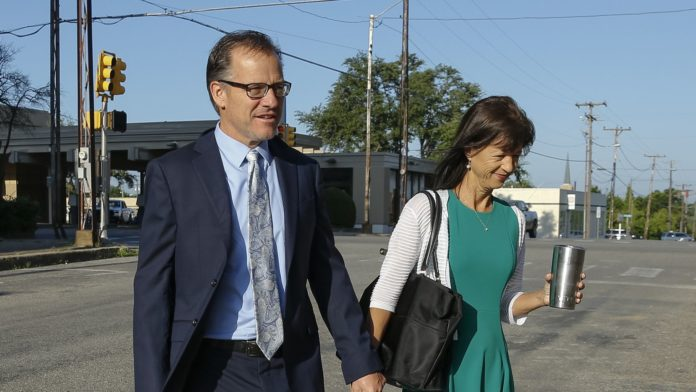 Former Richardson Mayor and developer husband convicted for bribery and tax evasion