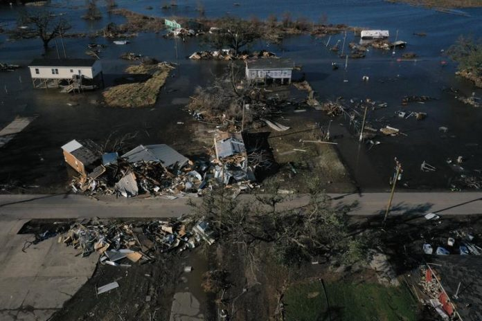 Former fraud prosecutor accused of scamming Louisiana in hurricane relief efforts