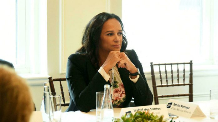 Angolan billionaire Isabel dos Santos ordered to return $500 million in energy shares to Angola