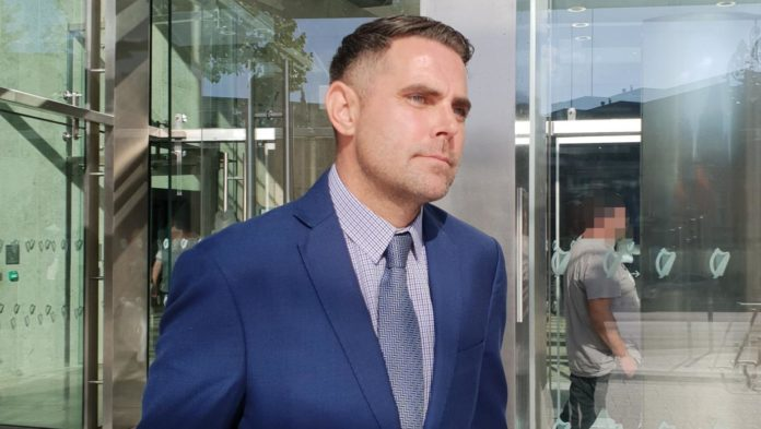 Former model Mark Adams extradited to Northern Ireland to face money laundering charges