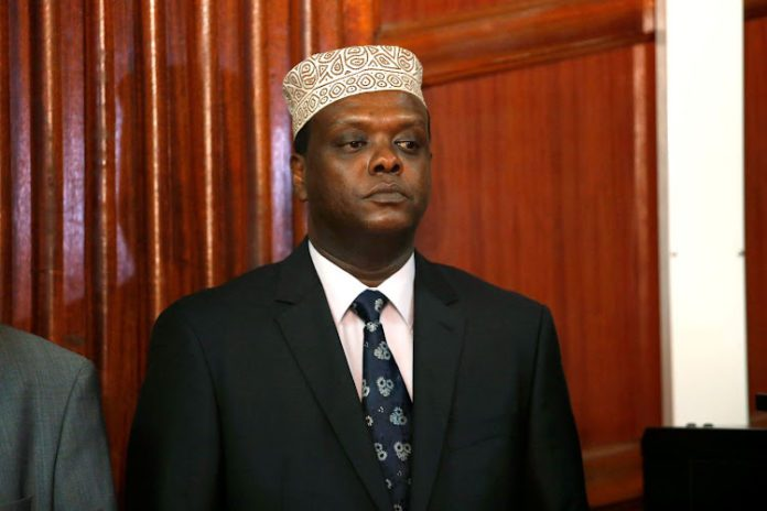 Kenyan court sentenced former sports minister to six years for corruption